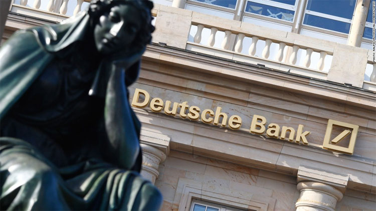 Deutsche Bank is buying the Prudential Financial stock.