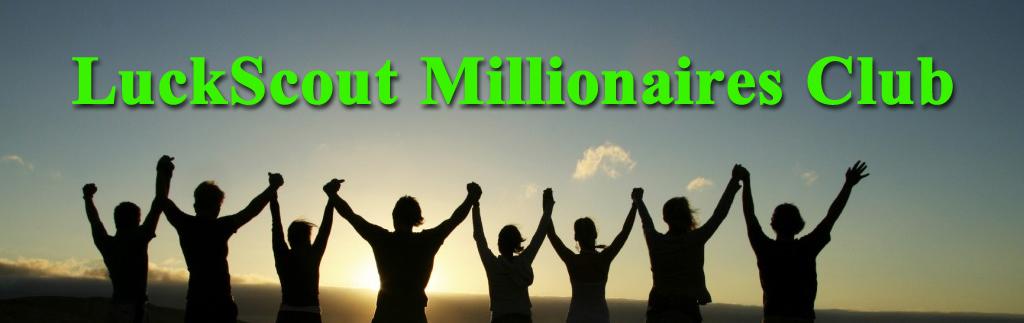LuckScout Millionaires Club