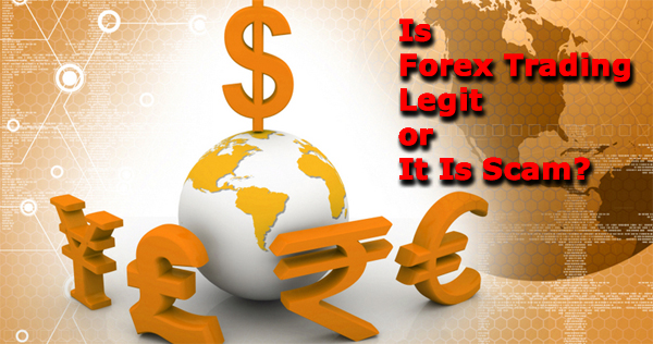 Legit forex brokers