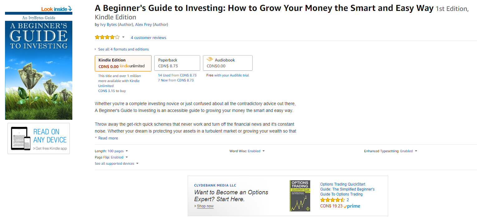 A Beginner's Guide to Investing Review