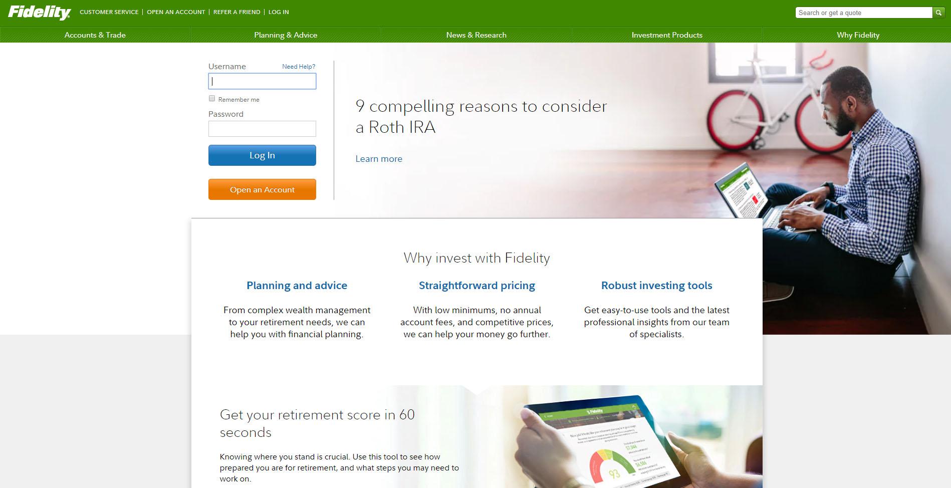 Fidelity (fidelity.com)