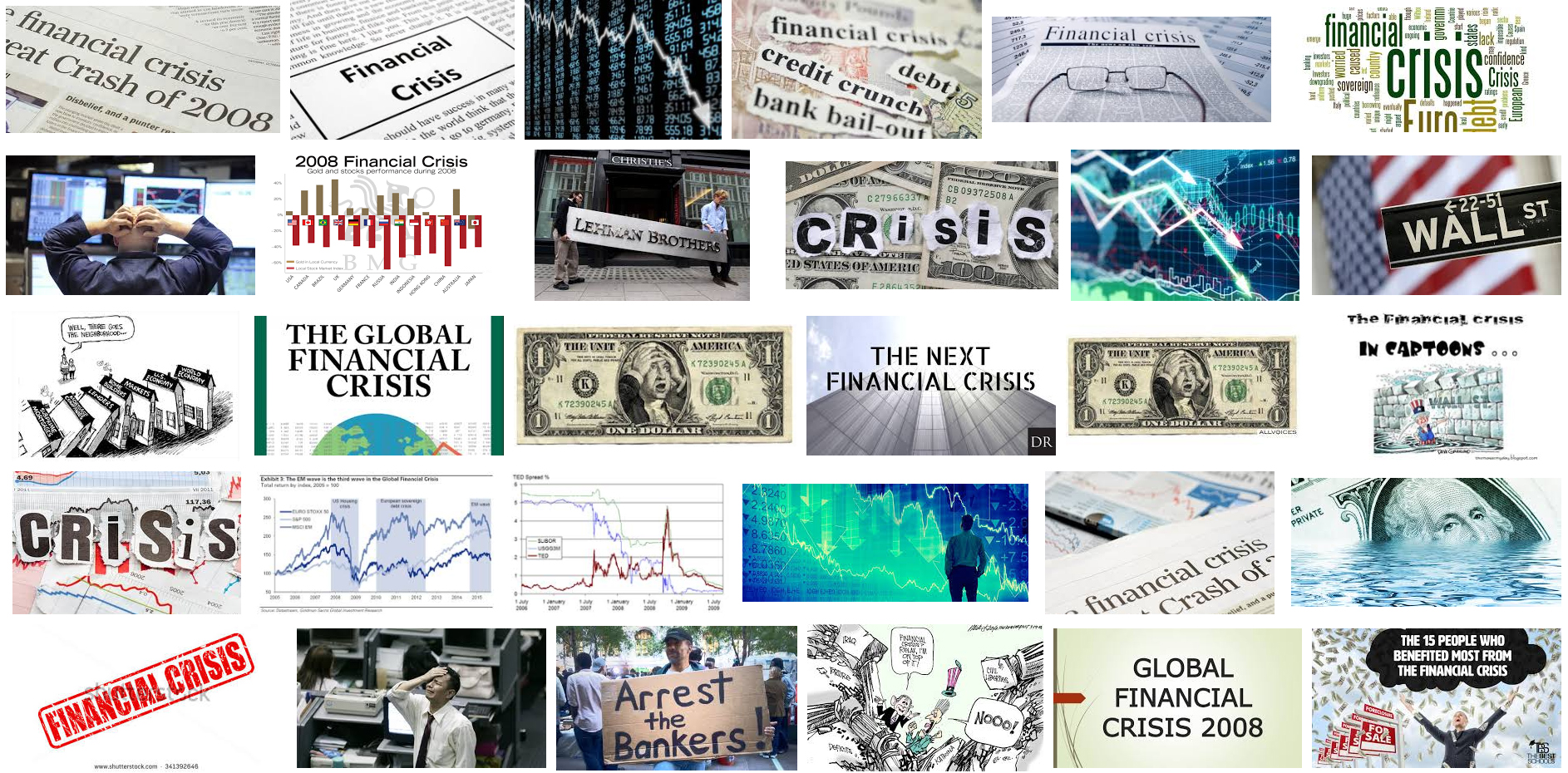 Next Financial Crisis and How to Stay Ahead of It