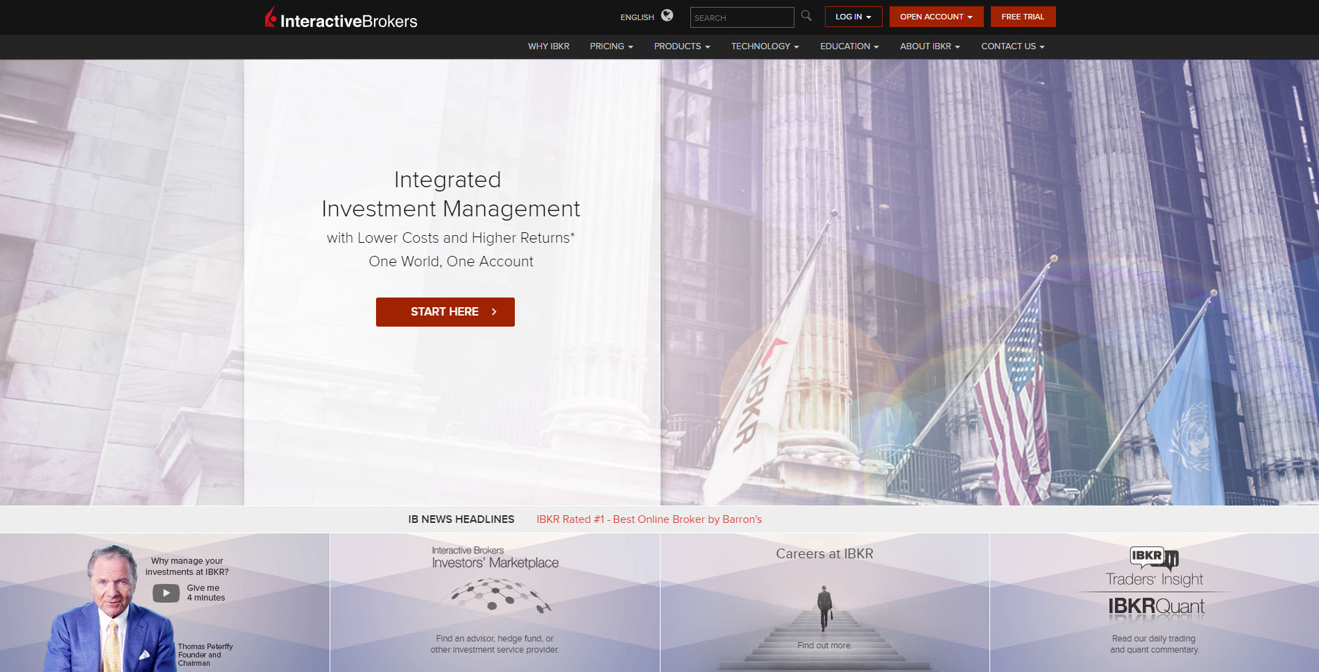 Interactive Brokers (interactivebrokers.com)