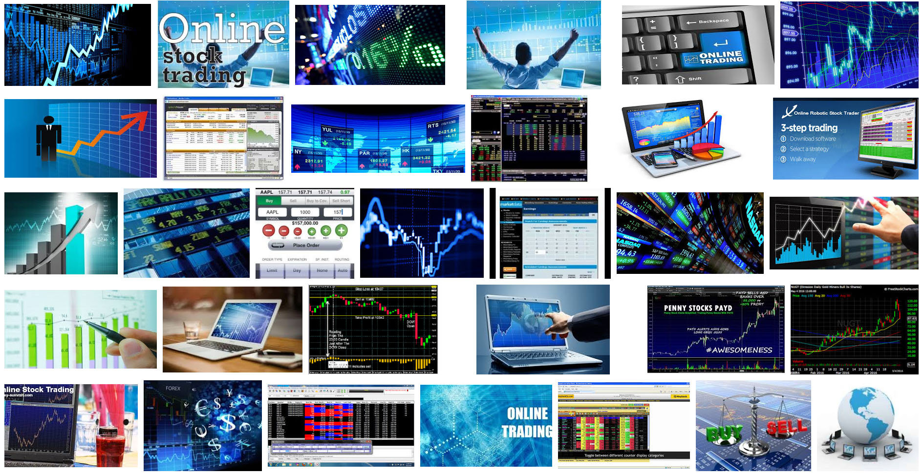 Online Stock Trading Websites