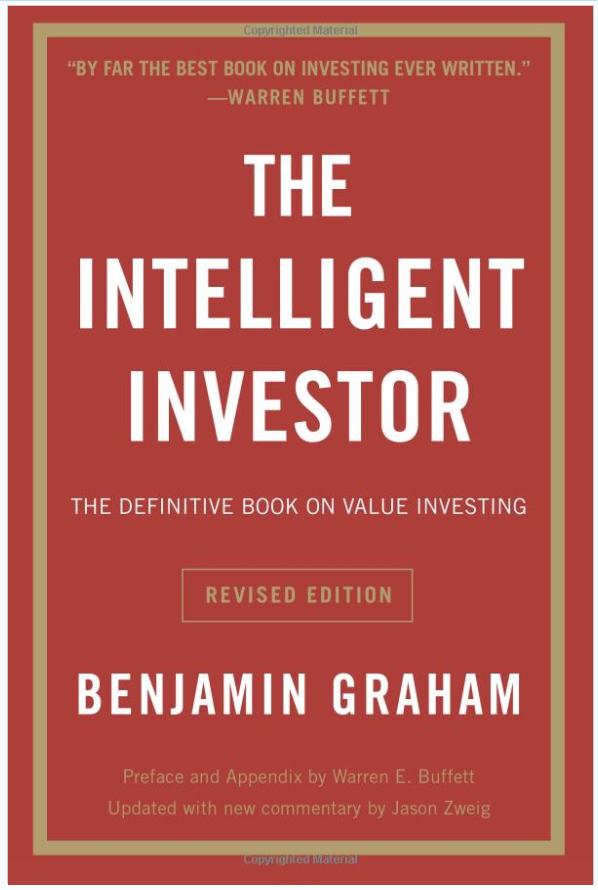 The Intelligent Investor Written By Benjamin Graham