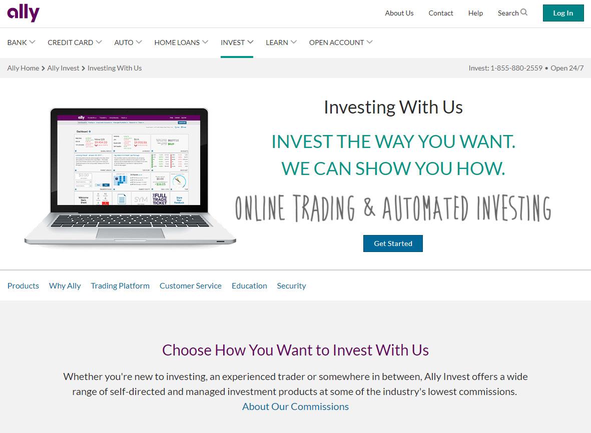 Ally Invest (ally.com)