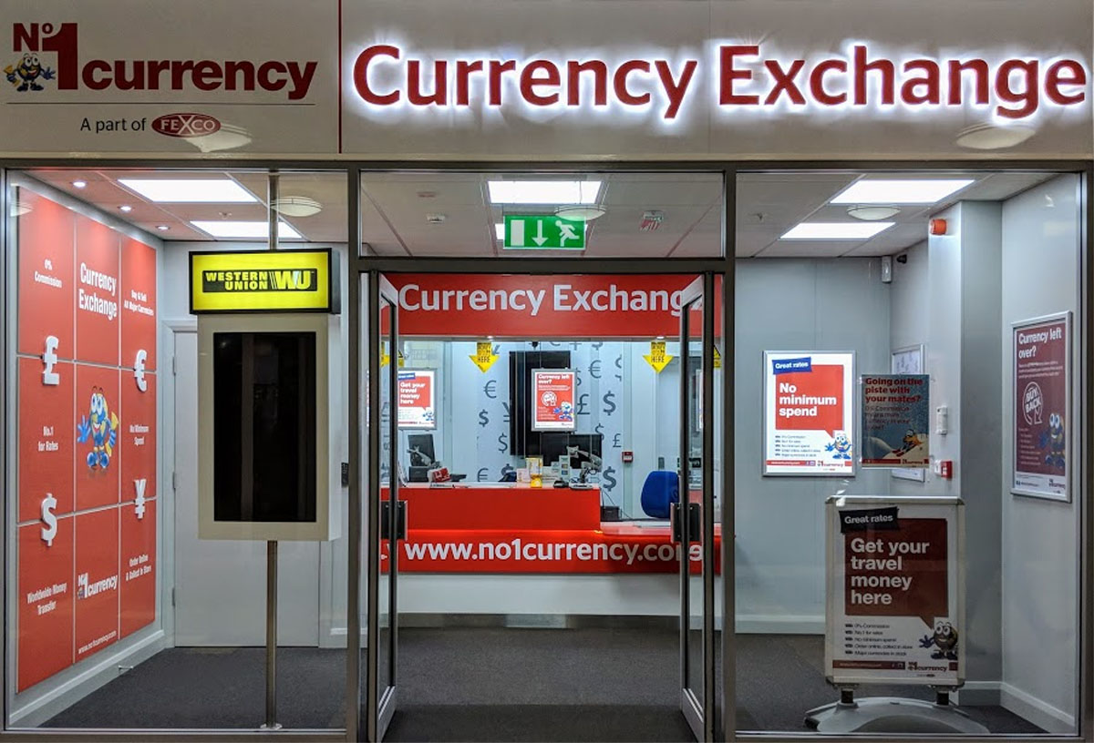 Money Exchange Business