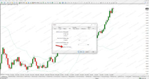 MT4 One Click Trading Option