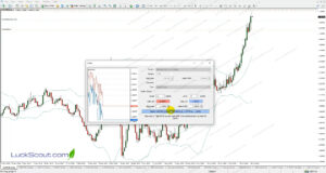 Modifying the Buy Stop Orders Stop Loss on MT4.