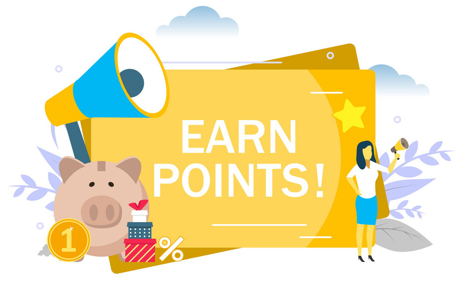 Earn More Points as a Member of The LuckScout Club