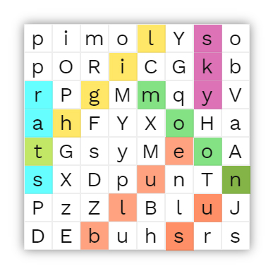 Get Paid to Play Game The LuckScout Word Search Puzzles