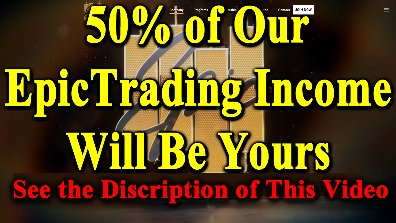 Make Money With Epic Trading on Autopilot