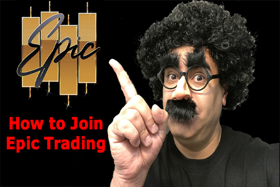 How to Join Epic Trading